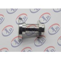 CNC Finishing Milling Metal Machined Parts 7075 T6 Aluminum Bolts And Nuts Manufactures