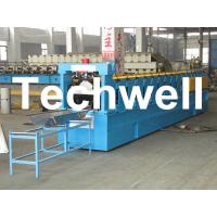 Buy cheap K-Span Arch Roof Roll Forming Machine For 0.8 - 1.5mm Thickness Large Span Roof from wholesalers