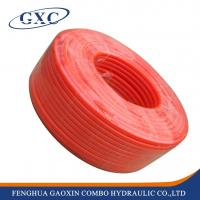 PE1410 Customized Length PE Air Pipe Flexible Straight Tube With Small Beveling Radius Manufactures