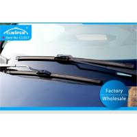 100%  Rubber Wiper Blade Walmart  For MERCEDES TOYOTA Cars With Stainless Steel Manufactures