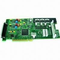 Turnkey PCB Assembly, Automated Axial and Radial Insertion, OEM Orders are Welcome Manufactures