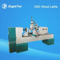 Cnc Wood Lathe Kit For Baluster Making Manufactures