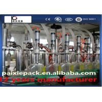 Cheap Auto Cooking Oil Filling Machine For Glass and Plastic Bottle , HIgh Speed for sale