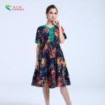 YIZHIQIU Casual Dresses cotton anti-static dress