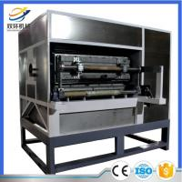China Fully automatic recycling waste paper egg tray machine with best price on sale