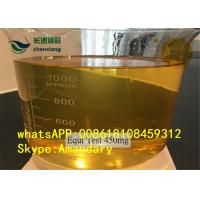 China Injectable Anabolic Steroids Trenbolone Enanthate Homebrew Steroids Tren En 200mgml on sale