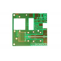 Rogers 2 Layer Double Sided PCB Prototype Board Multi - Layer for Communication Systems Manufactures