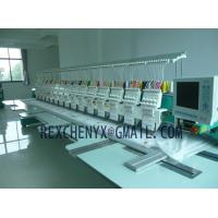 High speed computerized flat embroidery machine Manufactures