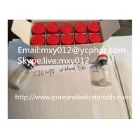 China Peptides Bulking Cycle Steroids Powder Polypeptide Cjc 1295 White Lyophilized Powder Without Dac for Bodybuilding on sale