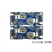 Electroncis PCB Printed Circuit Board ENIG Surface For 4G Commnication Apparatus Manufactures