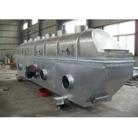 Vibration Horizontal FBD Fluid Bed Dryer For Chicken Essence Granules Manufactures