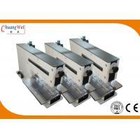 High Speed Pcb Depaneling Machine Separation PCB With Low Stress Manufactures