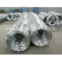 0.15 - 3.8mm Wire Gauge Galvanized Binding Wire Q195 Low Carbon For Hanger Manufactures
