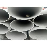 China Thin Wall T304 Stainless Steel Pipe Two Inch With Round Shape Astm A312 Standrad on sale