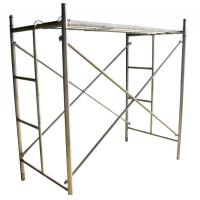 Cheap Lightweight Frame scaffolding system , building scaffolding for sale