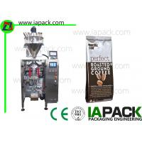 China Small Coffee Powder Packing Machine , Vertical Seal Packing Machinery on sale