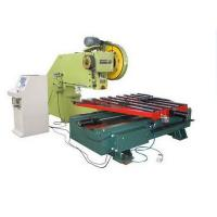 China Automatic Hole CNC Punching Machine Deep Throwt Welded Structure on sale