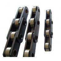 Hollow Pin Roller Conveyor Chain Durable ANSI Standard Pallet Packing