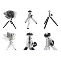 Silver Color Mini Tripod Foot For Camera Projector Wholesale Price Manufactures