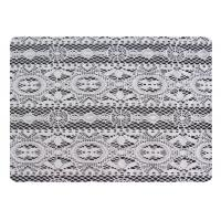 White Polyester Lace Fabric Manufactures