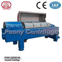 Cheap Automatic Continuous Solid Liquid Decanter Centrifuge Drilling Mud Centrifuge for sale