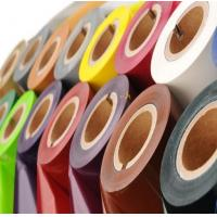 wholsaler printer ribbon with resin and wax ribbon colorfor zebra printing machine Manufactures