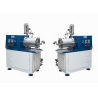 Puhler Professional Horizontal Bead Mill Nano Grinding Mill Effective Manufactures