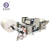 PLC Control Automatic Embossing Machine for Aluminum Foil and Paper Manufactures