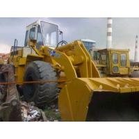 Supply Used Loader Kawasaki Wheel Loader KLD65,Kld70b,KLD80 Manufactures