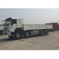 SINOTRUK Heavy Duty Lorry Cargo Truck 9280 * 2300 * 800mm Commercial Truck And Van Manufactures