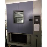 -20℃ ~ +150 ℃ Temperature And Humidity Test Chamber Programmable Color Touch Screen Manufactures