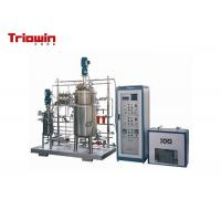 Full Automatic Industrial Secondary Pilot Fermentation Equipment Stainless Steel Manufactures