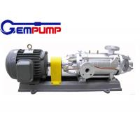 D 720-60 High Pressure Multistage Centrifugal Pumps 550~850 m3/h Flow Manufactures