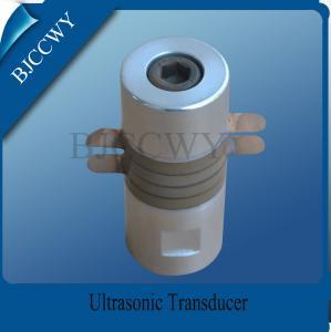 20 KHZ / 25KHZ / 40KHZ Ultrasonic Transducer For Welding Machine
