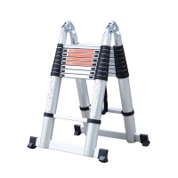 Anti Corrosion 6.6m Multi Purpose Telescopic Ladder Manufactures