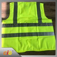 Roadway Winter Reflective Safety Coat For Personal Security Waterproof And Windproof Manufactures