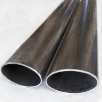elliptical/oval steel tube profile made in China supplier market Manufactures