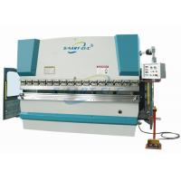 Buy cheap Hydraulic NC Press Brake 800KN Good Rigidity With E21 NC Control System from wholesalers