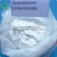 Raw Steroid Hormones Powder Injectable Testosterone Undecanoate CAS5949-44-0 Manufactures