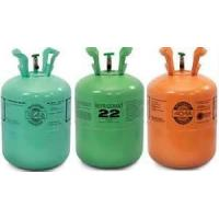 r22 refrigerant for auto air conditioners high purity in 30lbs/25Lbs refillable cylinder Manufactures