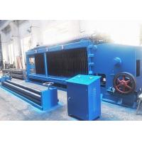 Customized High Speed Double Rack Drive Gabion Box Machine 22kw Manufactures