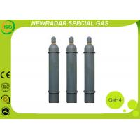 Cheap High Purity Germane Gas GeH4 Packaged In DOT 49L Cylinders With CGA 632 Valve for sale