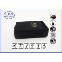 TK102 GSM / GPRS Protable Real Time Vehicle GPS Trackers, Protective for Vehicle, Children, Elderly Manufactures
