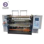 Plastic Film Automatic Slitting Machine with Razor blade Manufactures
