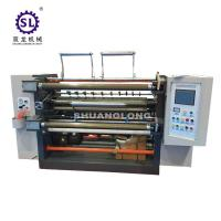 Plastic Film Automatic Slitting Machine with Razor blade Manufactures