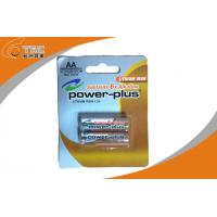 China Primary Lithium Iron LiFeS2 1.5V AA/L91 Power Plus Battery for Digital Camera on sale
