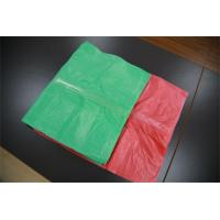 Commercial Water Soluble Biodegradable Laundry Bags 100% HDPE Or 100% LDPE Manufactures