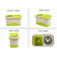 KXY-FT Double color spin mop 360 Manufactures