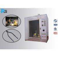 IEC60695-2-10 Glow Wire Test Apparatus Stainless Steel With 1mm K Type Thermocouple Manufactures