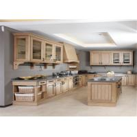 Prima Home Solid Wood Shaker Style Kitchen Cabinets Free Design With Blum / Dtc Manufactures